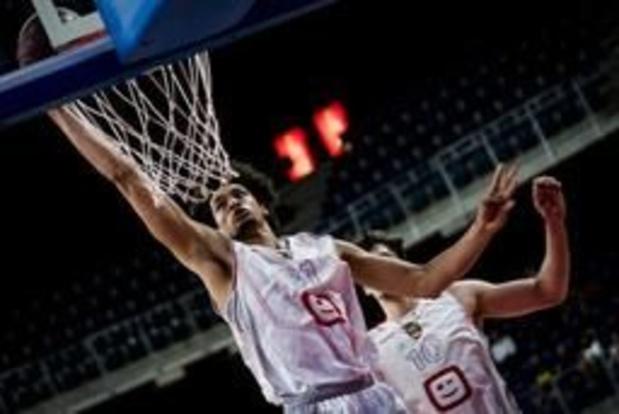 Euromillions Basket League - Antwerp Giants komt opnieuw naast Oostende aan de leiding na vlotte zege tegen Aalst