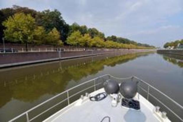 Waterbus tussen Brussel en Vilvoorde breidt dienstverlening uit voor Tourstart