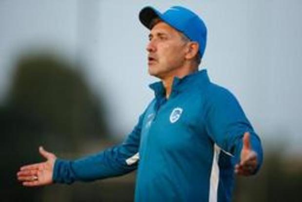 Jupiler Pro League - Le Racing Genk termine sa préparation par une victoire face au Lokomotiva Zagreb
