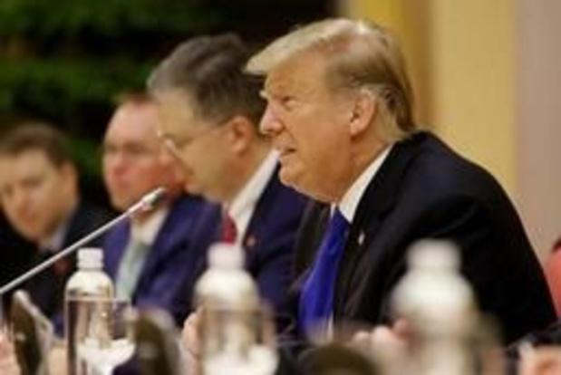 Trump n'a pas aidé les Russes à s'immiscer dans la présidentielle de 2016