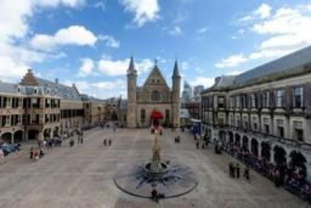 Den Haag: Binnenhof even ontruimd