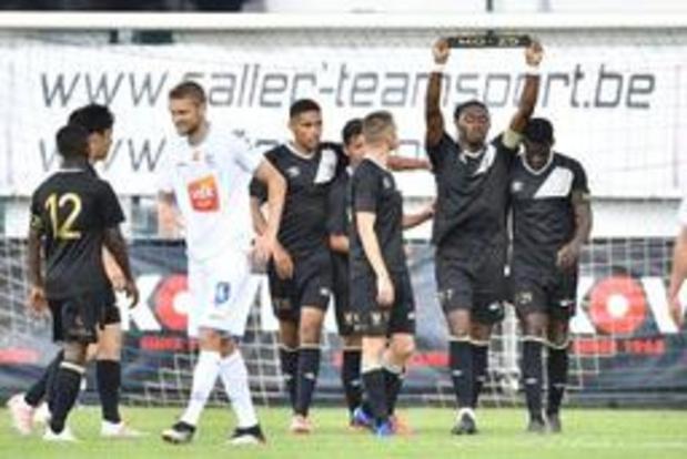 Jupiler Pro League - Oefenmatchen: STVV klopt AA Gent, Moeskroen verslaat KV Oostende