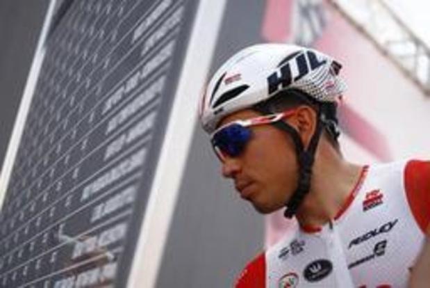 Caleb Ewan (Lotto Soudal) gagne la 11e étape du Tour d'Italie