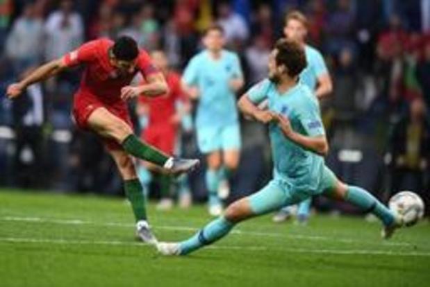 Nations League - Portugal verslaat Nederland in finale