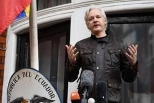 Les avocats demandent une libération sous caution pour Assange