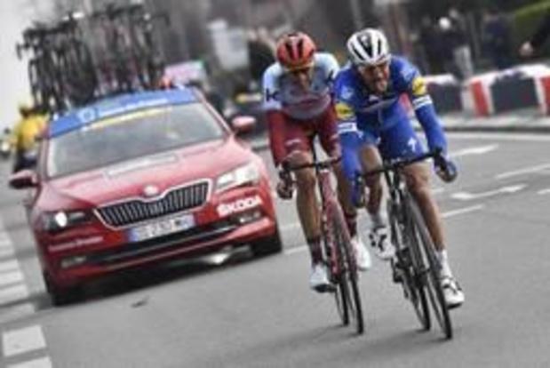 Philippe Gilbert schenkt België eerste klassieker van het seizoen