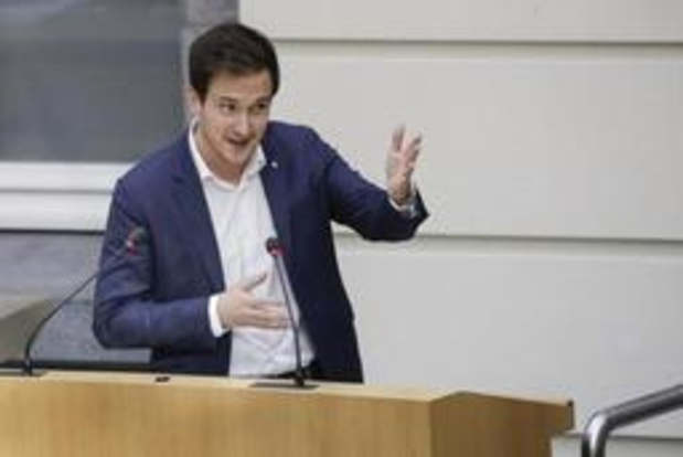 Francesco Vanderjeugd wil voorzitter Open Vld worden