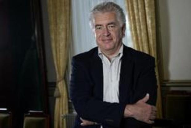 Gewezen MR-parlementslid Luc Gustin overleden