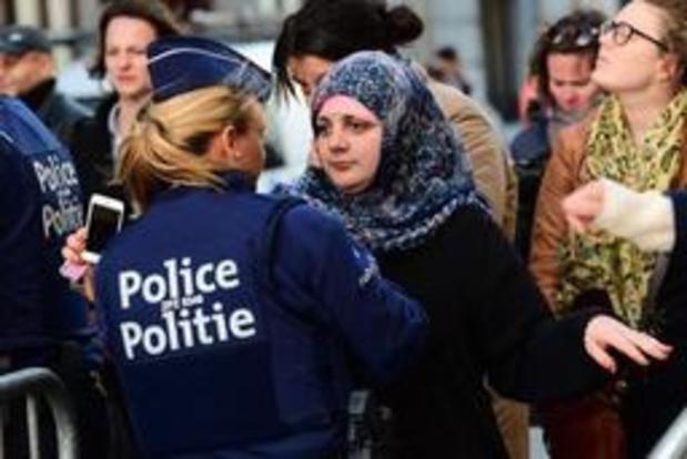 Politie slaagt er maar niet in meer vrouwen in de rangen te krijgen