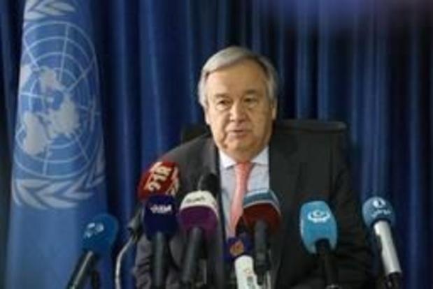 VN-chef roept op om gevechten in Libië meteen stop te zetten