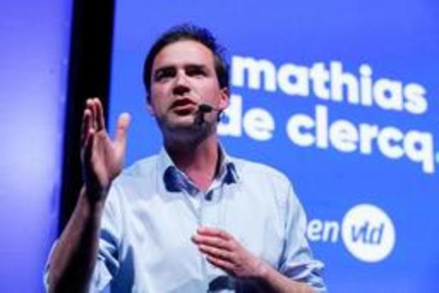 """Ne jamais diriger avec le Vlaams Belang"""