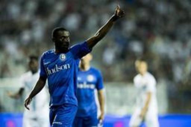 Europa League - Gent haalt groepsfase na gelijkspel in terugwedstrijd bij Rijeka