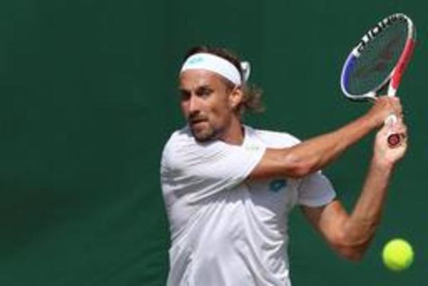 US Open - Ruben Bemelmans éliminé au 2e tour des qualifications