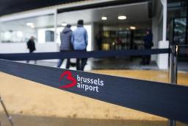 Luchthaven Brussels Airport even ontruimd na valse bommelding