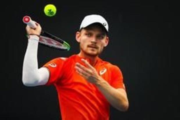 ATP Monte Carlo - Goffin opent tegen qualifier