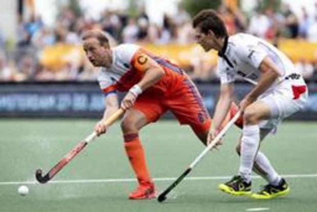 Hockey Pro League - Battus 4-3, les Red Lions subissent leur 2e défaite consécutive devant les Oranje