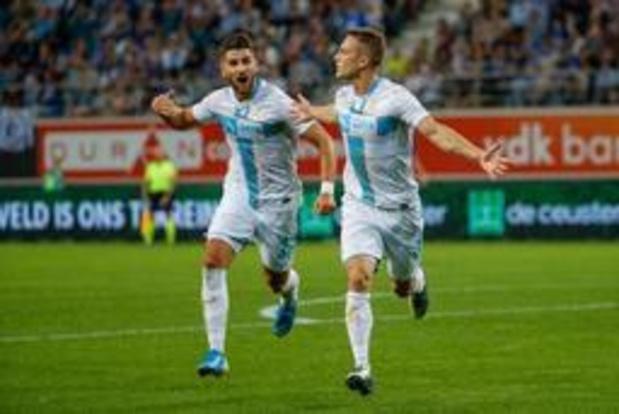 """Europa League - Rijeka-coach Igor Biscan: """"We moeten ons volgende week kunnen plaatsen"""""""