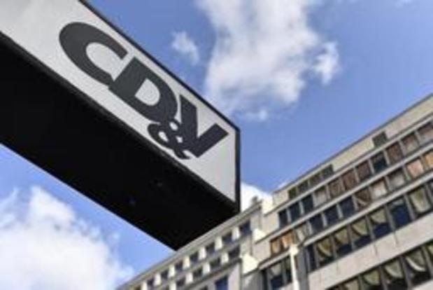 """""""CD&V gaat het provinciaal niveau als essentieel blijven verdedigen"""""""