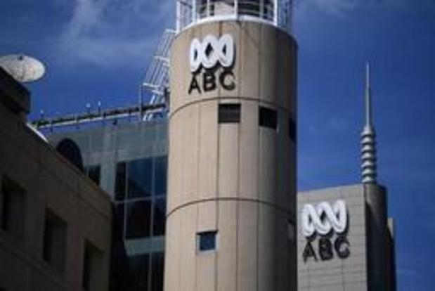 Politie valt binnen bij Australische nieuwszender