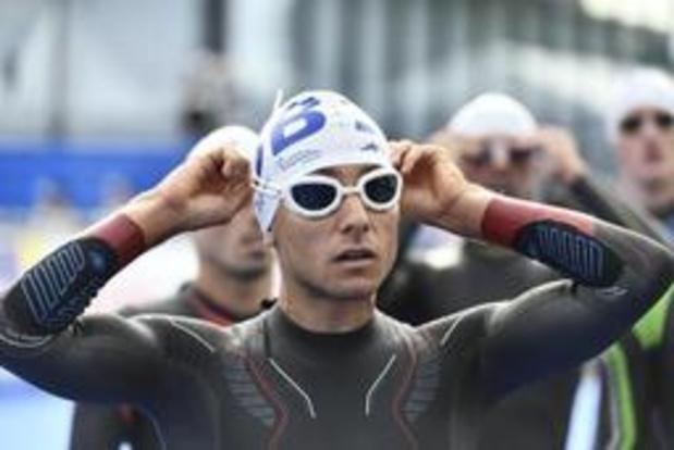 World Triathlon Series - Jelle Geens wint als eerste Belg ooit een WTS-manche