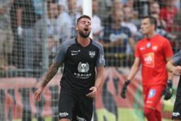 Eupen laisse Xavi Molina rentrer en Espagne