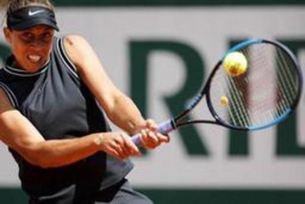 WTA Cincinnati - Keys bat Kuznetsova et prépare l'US Open de la meilleure des manières