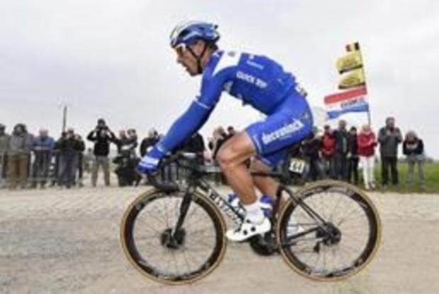 Philippe Gilbert remporte l'Enfer du Nord, le quatrième Monument de sa carrière