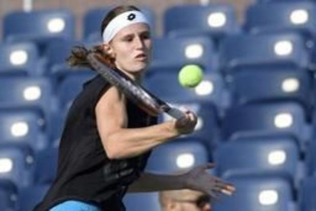 Greet Minnen et Alison Van Uytvanck qualifiées pour le deuxième tour en double à Wimbledon