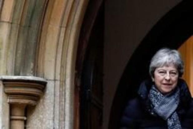 Theresa May veut réclamer un nouveau report du Brexit à l'UE