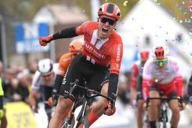 Ronde van Californië - Cees Bol verrast ook zichzelf