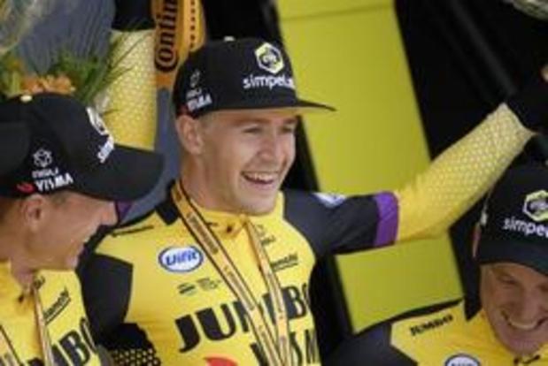 """Tour de France - """"Les détails ont fait la différence"""", selon Laurens De Plus"""