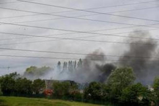 Brand in Bavikhove te wijten aan gebrekkige elektrische installatie