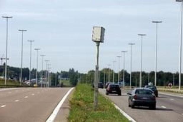 Marathon national de contrôles de vitesse: 29.450 infractions sur un million de contrôles