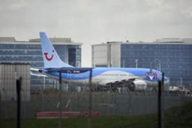 Les Boeing 737 MAX encore cloués au sol au moins jusqu'à la fin de l'année en Belgique