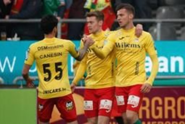 Jupiler Pro League - Oostende pakt tegen Beerschot Wilrijk tweede zege op rij