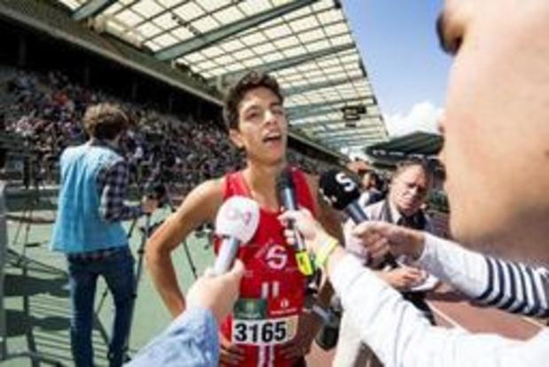 Memorial Van Damme: ook Sacoor haalt WK-minimum op 400 meter niet