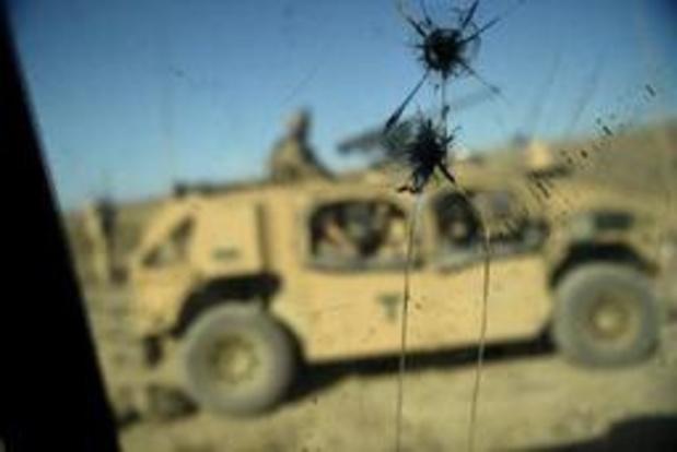 Amerikaanse leger voert luchtaanvallen uit op taliban in Afghanistan