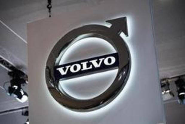 2 miljoen Vlaamse steun voor elektrificatie van Volvo Cars Gent