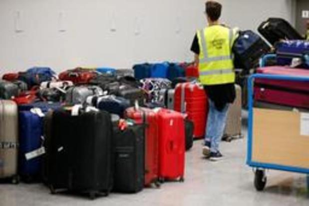 """""""Op Brussels Airport verloopt alles normaal vandaag"""""""