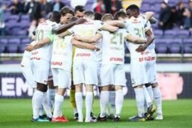 Jupiler Pro League - Genk sacré champion de Belgique