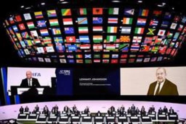 L'UEFA et la FIFA saluent la mémoire de Lennart Johansson, son ancien président