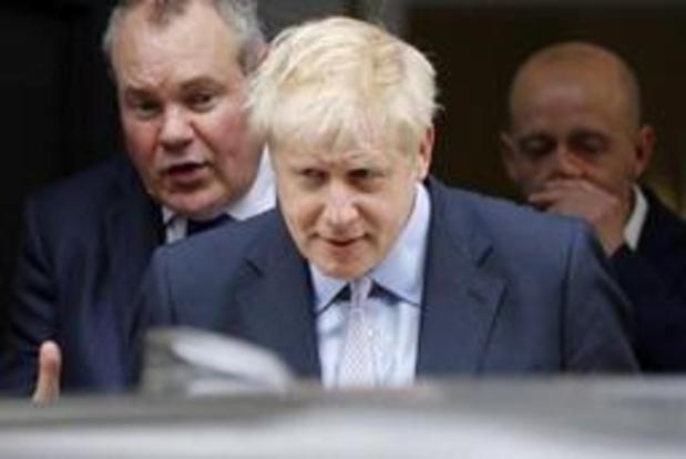 Boris Johnson blijft torenhoog favoriet om May op te volgen