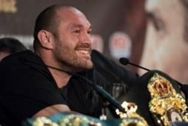 Deontay Wilder va affronter une deuxième fois Tyson Fury