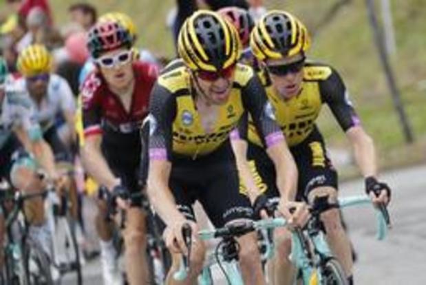 Tour de France - Laurens De Plus toont zich meesterknecht bij Jumbo-Visma