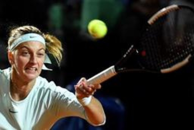 Petra Kvitova annonce son forfait pour Roland-Garros