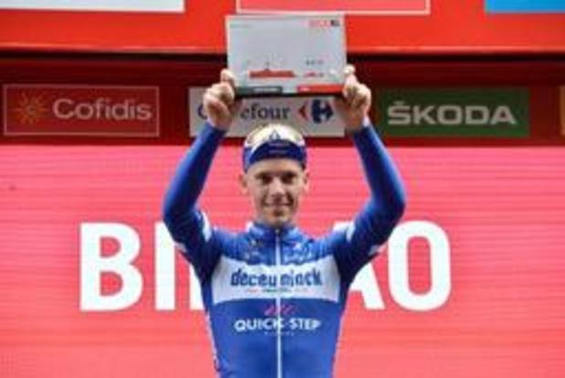 Philippe Gilbert pakt tweede ritzege in de Vuelta