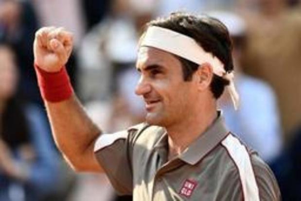 Clash tussen Nadal en Federer in halve finales Roland-Garros
