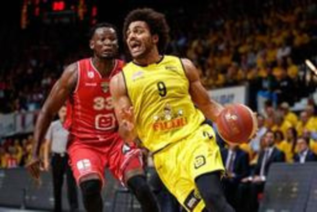 EuroMillions Basket League - Oostende heeft twintigste landstitel beet