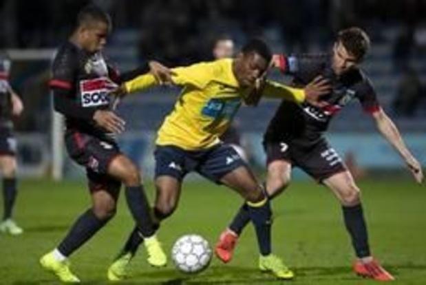 Jupiler Pro League - Westerlo - Beerschot Wilrijk levert geen winnaar op