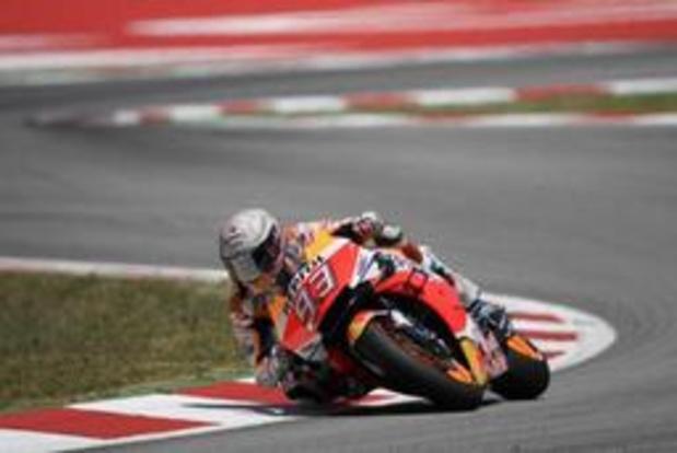 WK snelheid: Marc Marquez pakt de zege in Catalonië